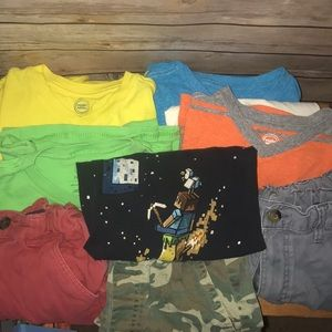 Other - Boys Summer shorts and shirts size 10/12
